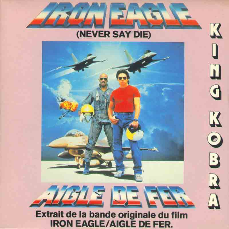 Iron King King Kobra Iron Eagle